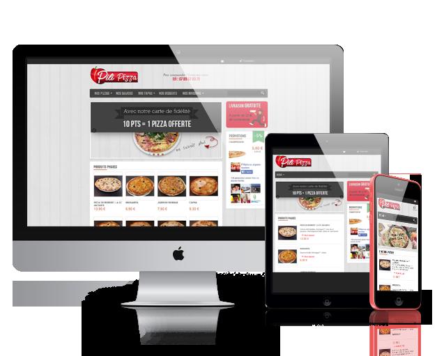 Boutique pour Pizzeria – Pili Pizza