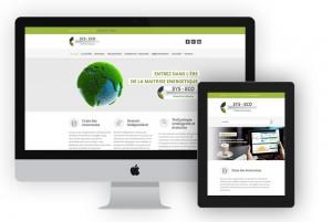 Création du site Sys Eco