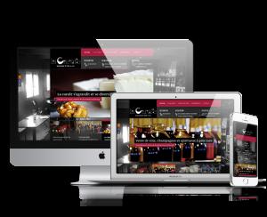 Création du site La Carafe