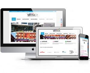 Création du site STPrint