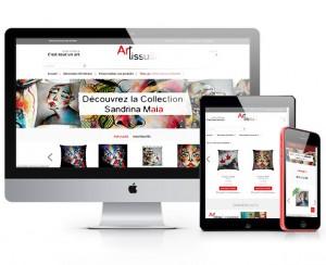 Création d'une boutique en ligne de personnalisation d'objets
