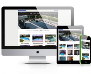 Refonte et intégration du site Carrelage Piscine