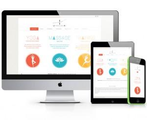 Création du site Latitudes et Équilibre