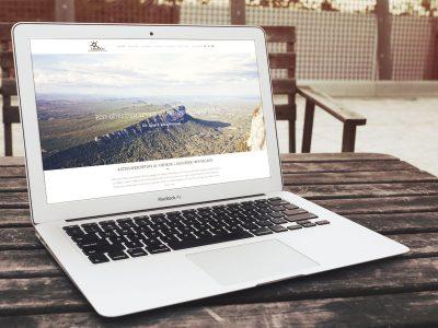 Création du site Gîtes du Pic Saint Loup le Lamalou