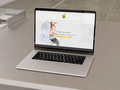 Création site du site la Fabrique à Papas