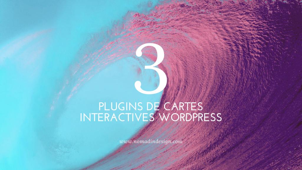 carte interactive wordpress