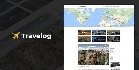 theme pour blog voyage