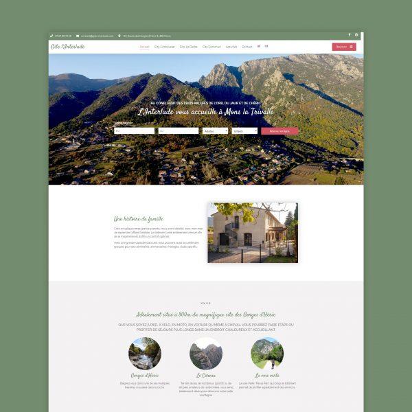 création site réservation en ligne
